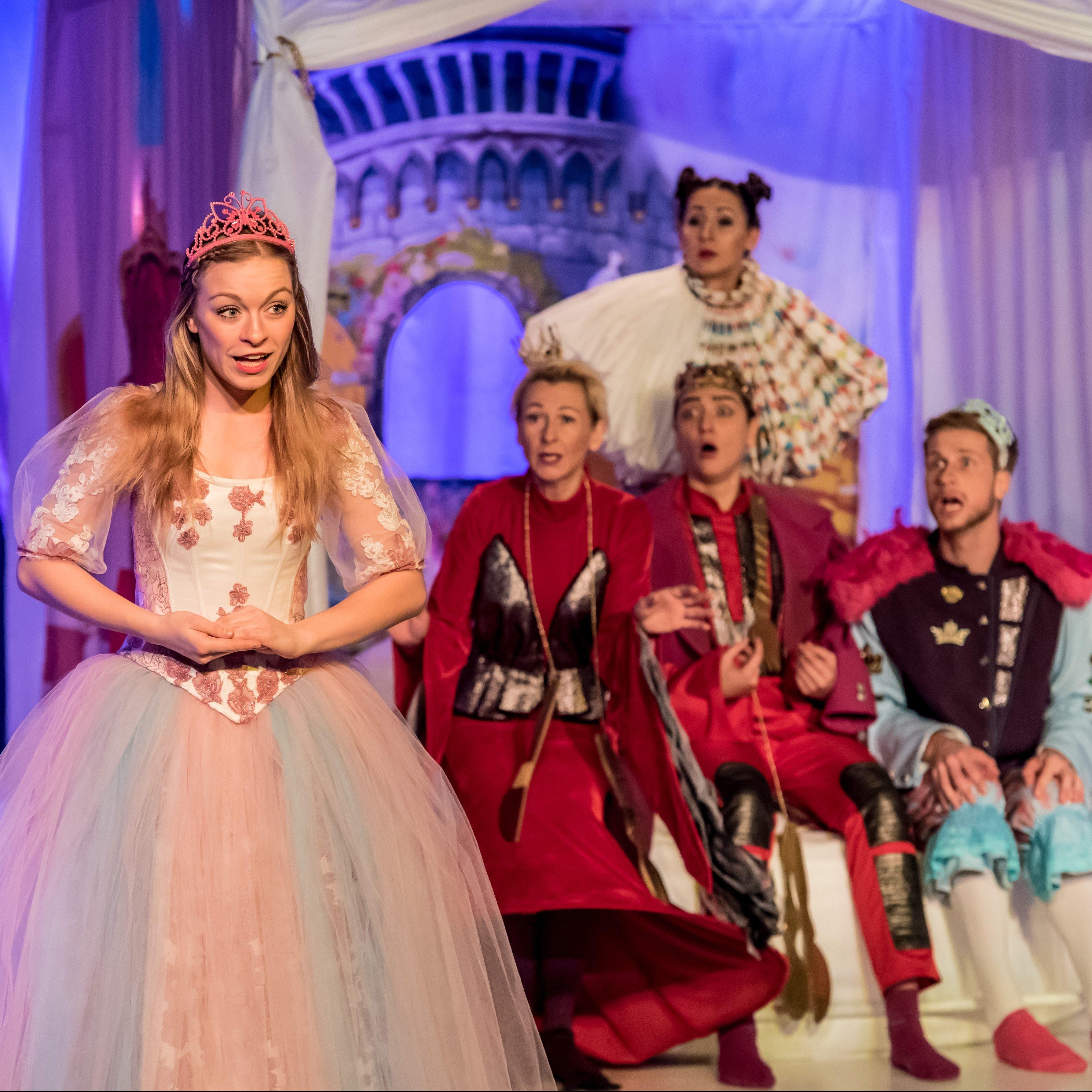Księżniczka na ziarnku grochu w Gdyńskim Centrum Kultury