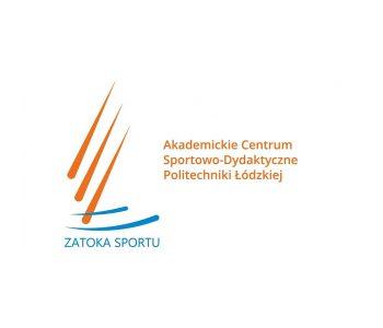 Logo Zatoka Sportu Politechniki Łódzkiej