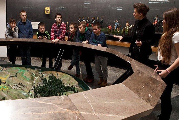 Zwiedzanie z lekkim zawrotem głowy - atrakcje dla dzieci we Wrocławiu 2019