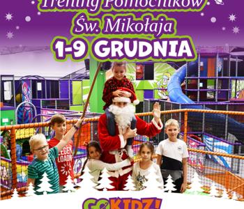 Oficjalny Trening Pomocników Św. Mikołaja