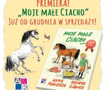 Moje małe Ciacho – książka dla dzieci