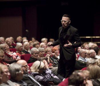 Opera? Si! – prelekcja sceniczna Jerzego Snakowskiego
