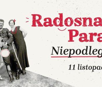 Atrakcje dla dzieci Święto Niepodległości 2018 - Parada Niepodległości 2018 Wrocław