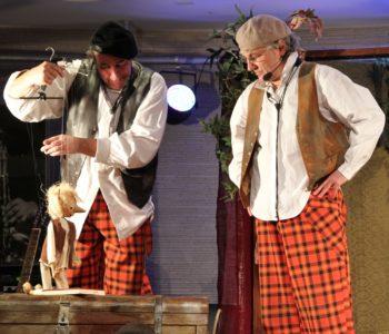 Teatrzyki Niedzielne: Pinokio