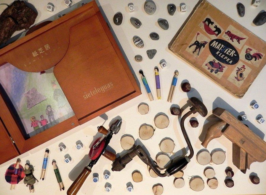 Ferie w Arsenale (7-10 lat): Opowieści ukryte w drewnie, gałganku i tekturze