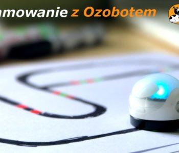 Programowanie z Ozobotem – wolne miejsca