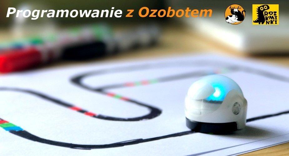 Programowanie z Ozobotem - wolne miejsca