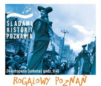 Rogalowy Poznań – spotkanie dla dzieci