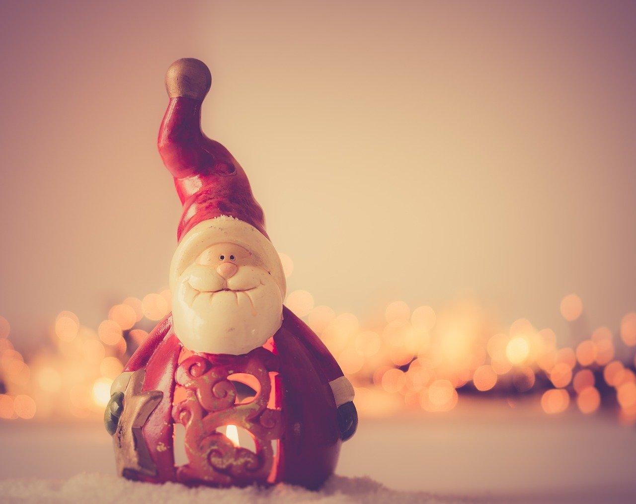 Bal Mikołajkowy z Mikołajem