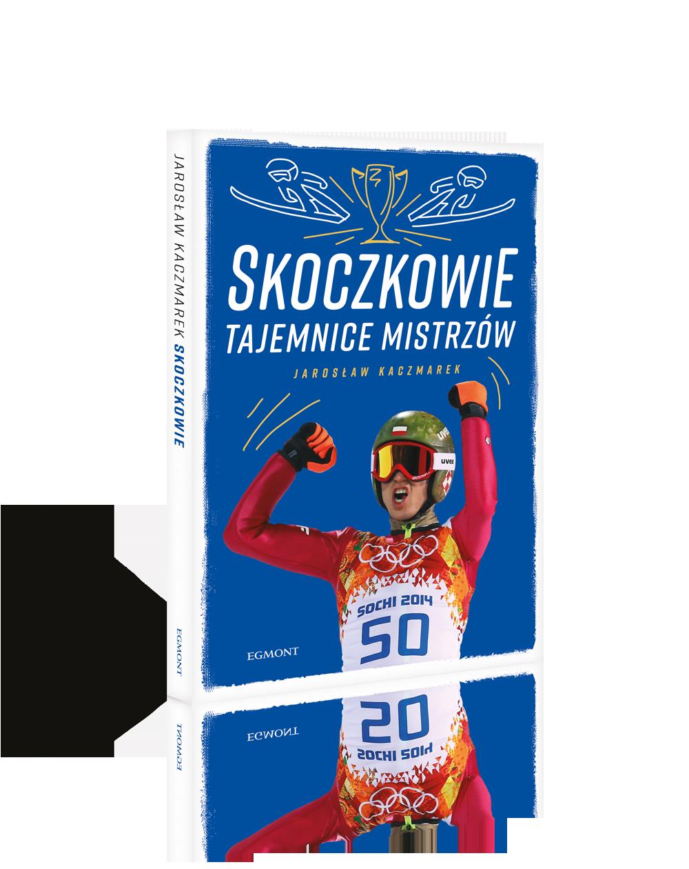 Zwycięzcy w konkursie Wydawnictwa Egmont – Skoczkowie. Tajemnice mistrzów