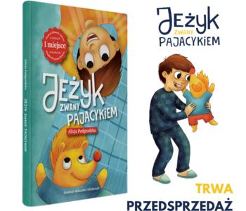 Jeżyk zwany Pajacykiem – książka dla dzieci