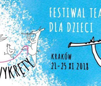 Festiwal Teatrów dla Dzieci Podskoki i wykręty