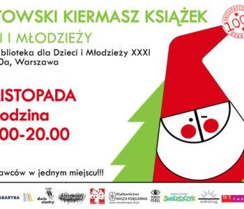 I Mokotowski Kiermasz Książki dla dzieci i młodzieży