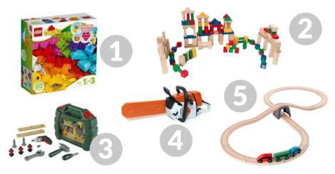 zabawki dla malucha - roczniaka