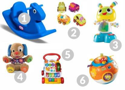 zabawki dla roczniaka