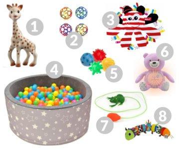zabawki dla dziecka rocznego