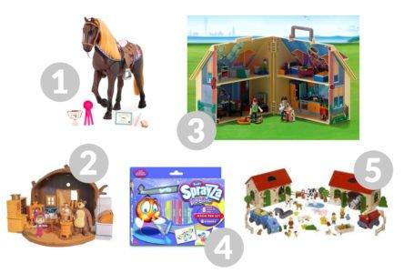 zabawki dla dzieci 3-5 lat