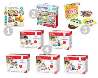 zabawki i puzzle dla dzieci 3-5 lat