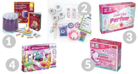 zabawki dla dziewczynek 7-10 lat