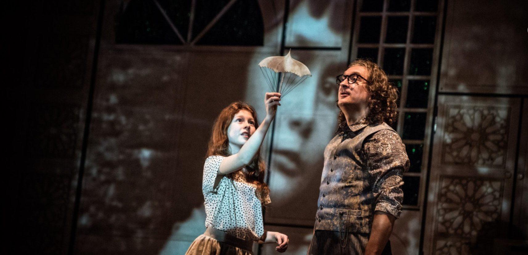 Alicja w krainie czarów w Teatrze Lalka
