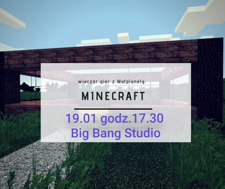 Wieczorne programowanie w Minecraft