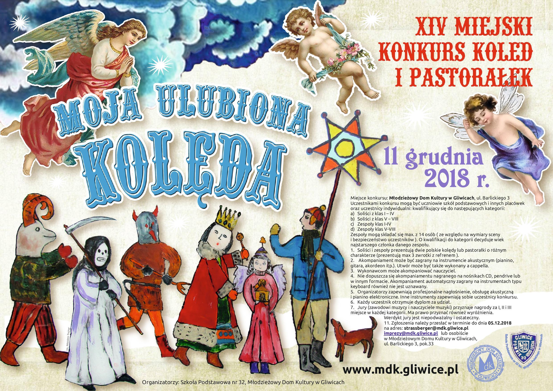 14. Miejski Konkurs Kolęd i Pastorałek: Moja ulubiona kolęda. Gliwice