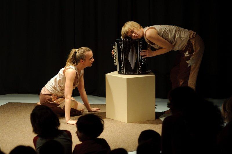 Lulajka - spektakl
