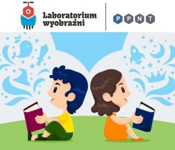 Posłuchaj, poczytaj, poeksperymentuj… czyli laboratoryjne spotkanie z książką
