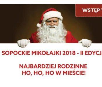 Sopockie Mikołajki II edycja