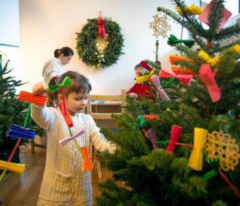 Akcja Choinka: Oświetlamy – świąteczne warsztaty rodzinne