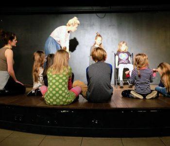 Improwizacja dla dzieci – spektakle mikołajkowe