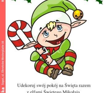 Pracownia Świętego Mikołaja w Minitece
