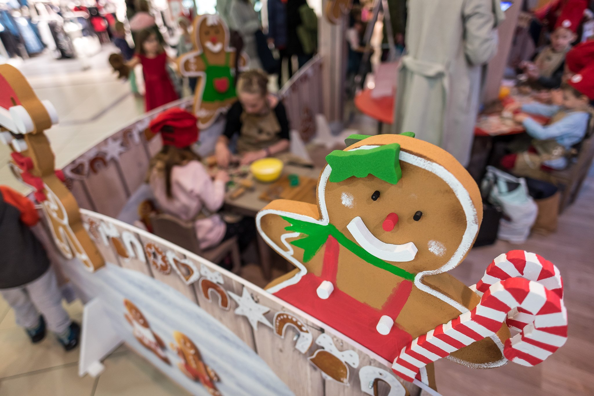 Mikołajki i Boże Narodzenie w Alfa Centrum