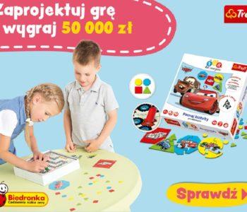 Zaprojektuj grę rodzinną i wygraj 50 000 złotych
