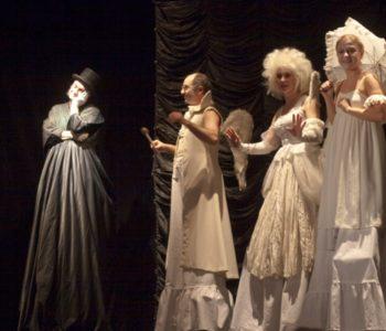 Opowieść Wigilijna w Teatrze Lalka