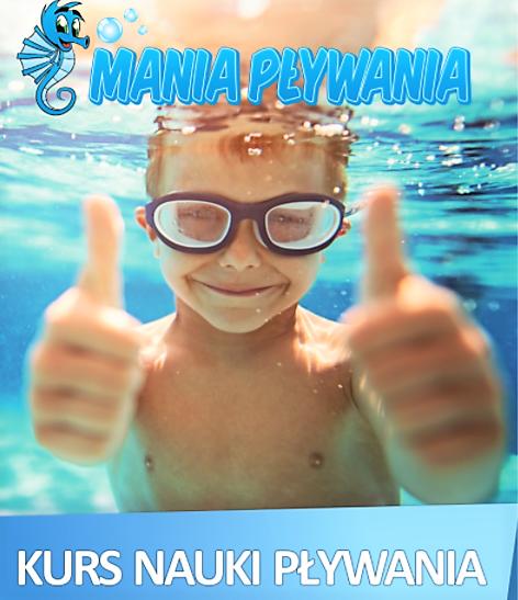 Kurs nauki pływania styczeń-czerwiec 2019