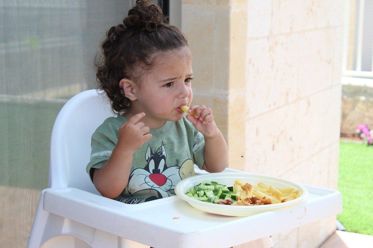 Żywienie dzieci po 1. roku życia - wykład