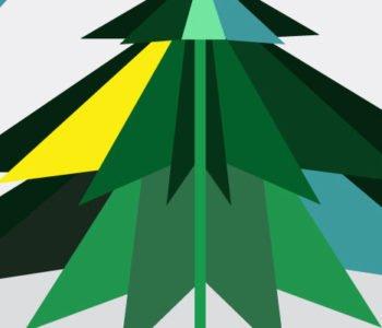 Ozdoby na świąteczne drzewko - warsztaty