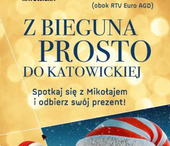 Spotkanie ze Świętym Mikołajem. Katowice