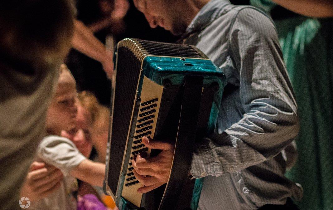 Świąteczny Koncert Gordonowski dla najmłodszych