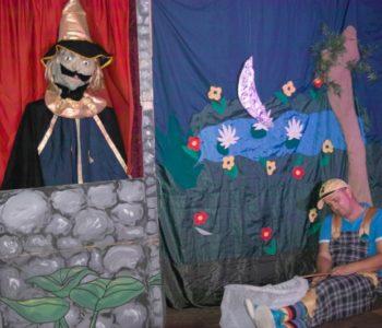 Spektakle w Pracowni pod Baranami – Jaś i Małgosia