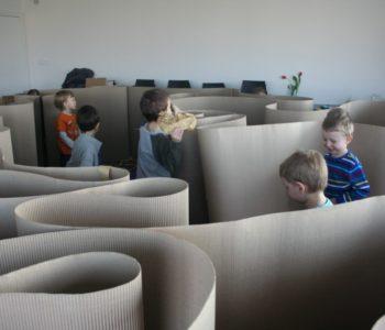 Kalejdoskop sztuki – warsztaty dla dzieci 2-3 lata