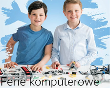 Ferie z programowaniem i komputerami