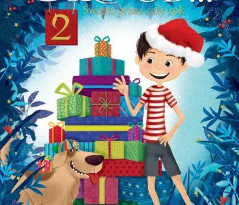 List od… 2. Święta przez cały rok – obdarowujesz, czytasz, pomagasz
