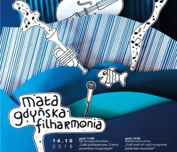 Mała Gdyńska Filharmonia: Świąteczny koncert w zimowej czapce