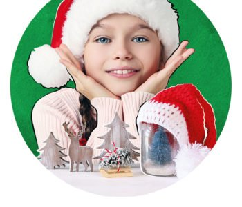 Kreatywne warsztaty świąteczne. Mikołów