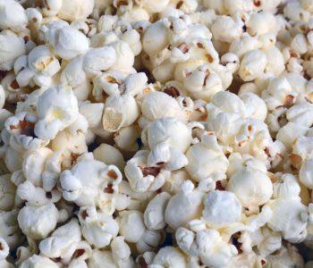Popcornowe popołudnie w Minitece