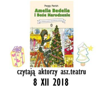 Rodzinne czytanie. Amelia Bedelia i Boże Narodzenie