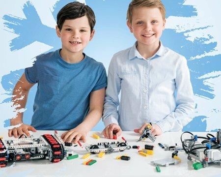 Ferie komputerowe dla dzieci w wieku 9 - 14 lat