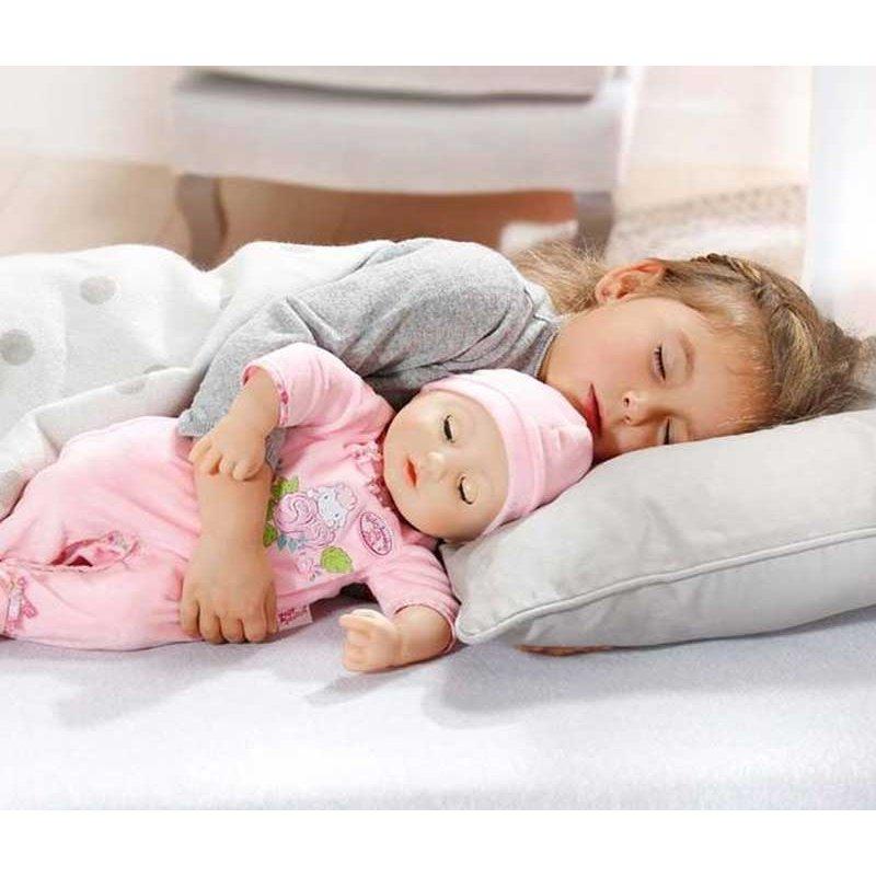 baby born lalka annabelle niemowlę
